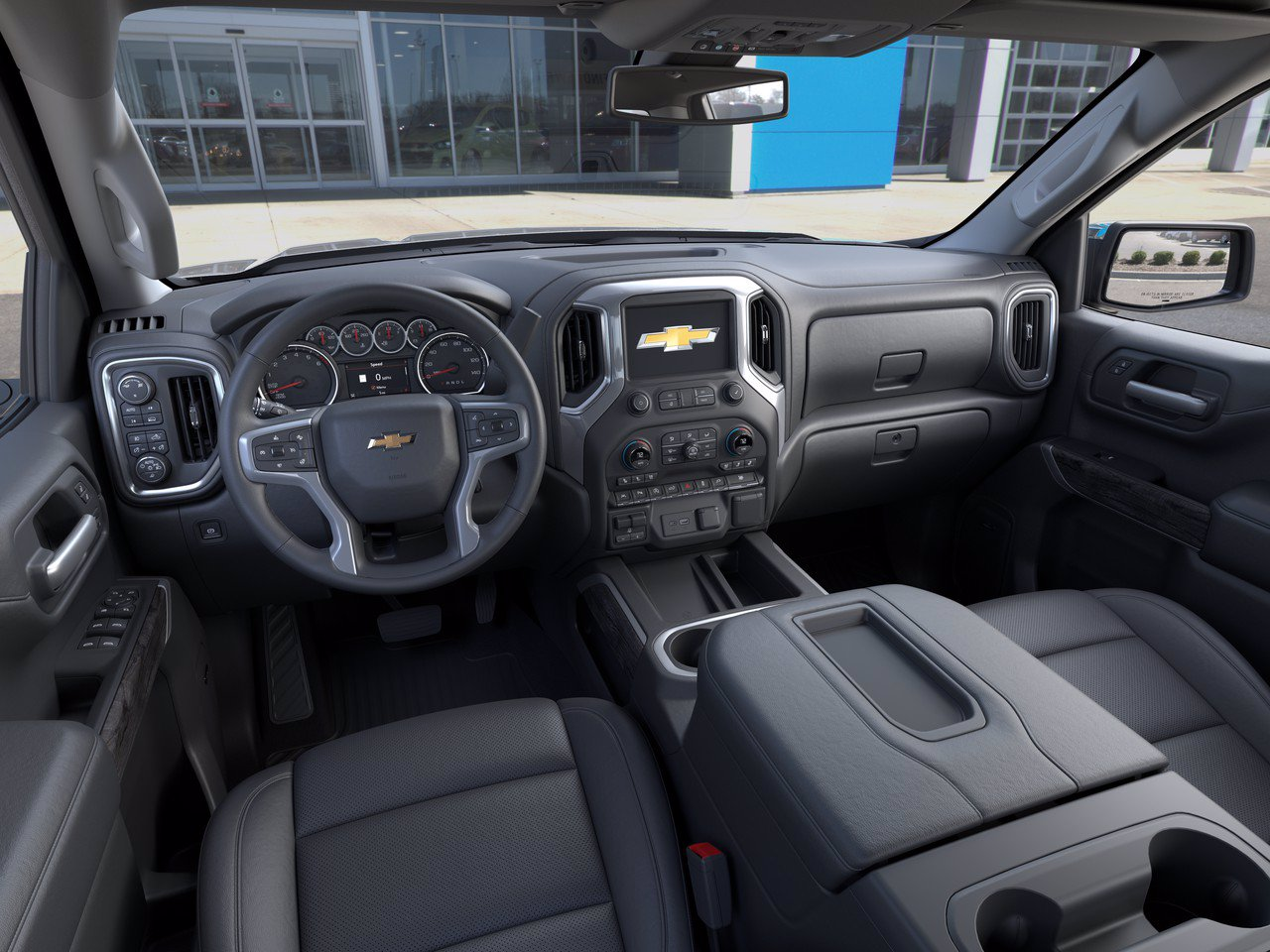 2020 Chevrolet Silverado 1500 Crew Cab 4x4, Pickup #C201707 - photo 10