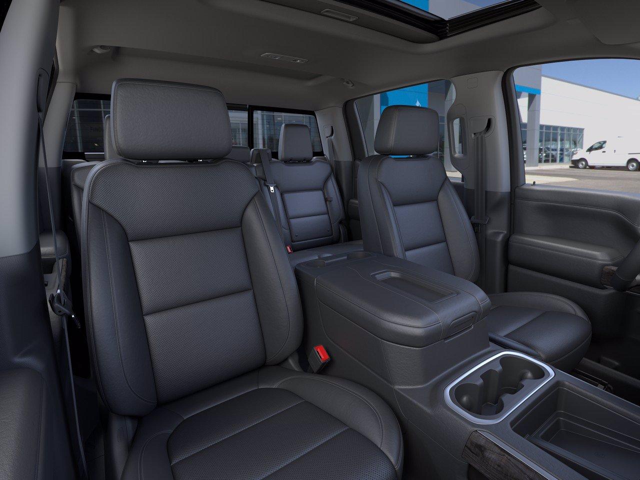 2020 Chevrolet Silverado 1500 Crew Cab 4x4, Pickup #C201707 - photo 11