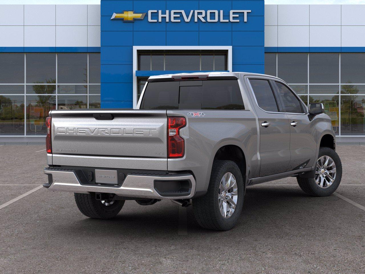 2020 Chevrolet Silverado 1500 Crew Cab 4x4, Pickup #C201707 - photo 2