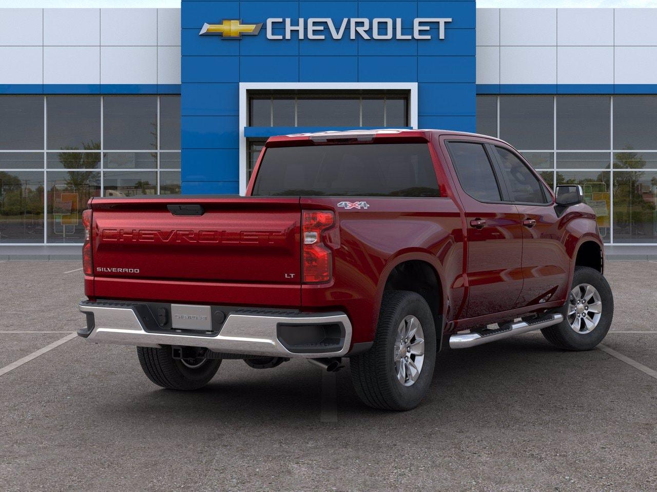 2020 Chevrolet Silverado 1500 Crew Cab 4x4, Pickup #C201723 - photo 1