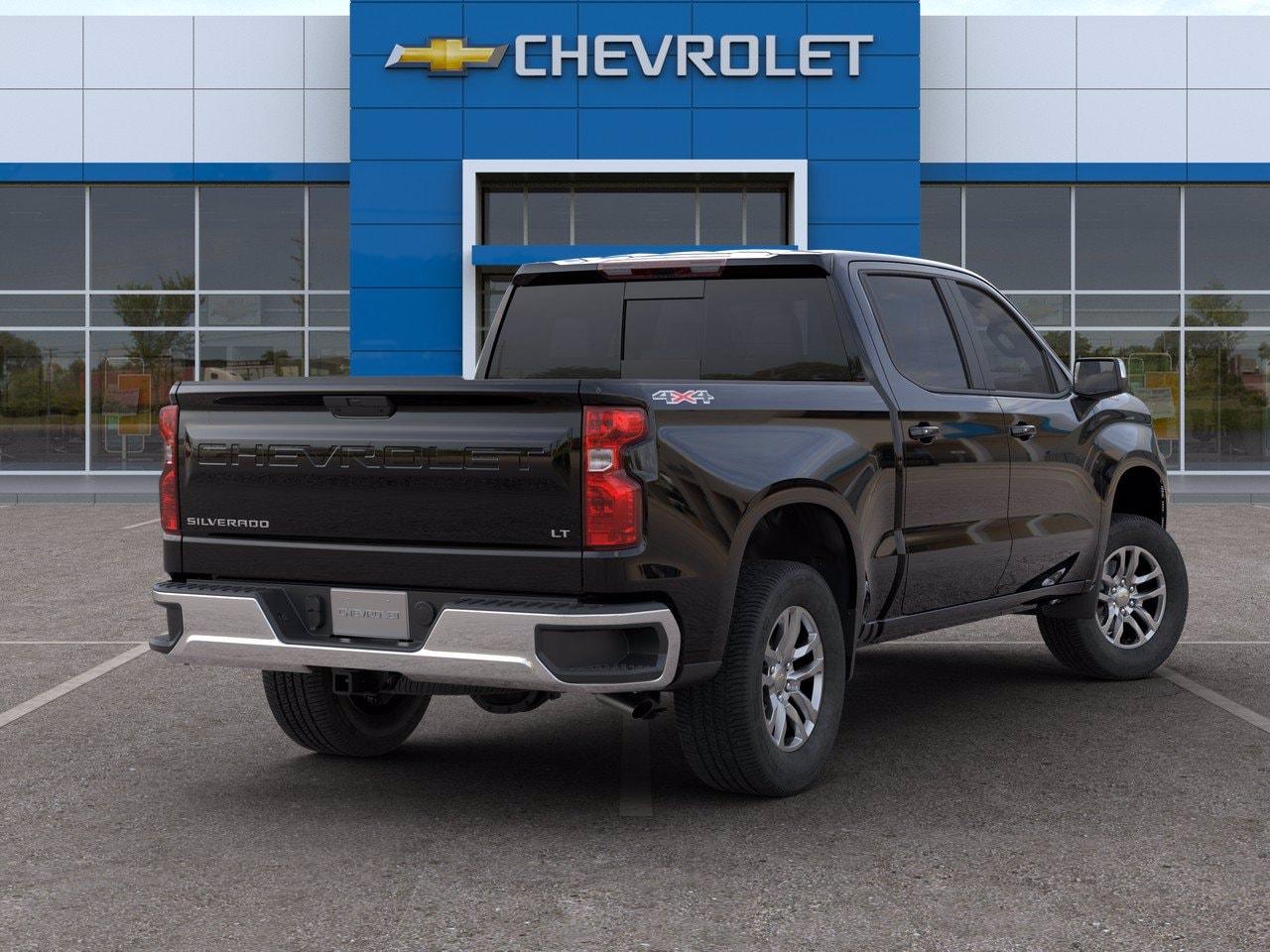 2020 Chevrolet Silverado 1500 Crew Cab 4x4, Pickup #C201762 - photo 2