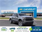 2021 Chevrolet Silverado 1500 Crew Cab 4x4, Pickup #C210077 - photo 1