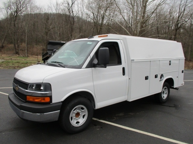 2016 Express 3500, Service Utility Van #160475 - photo 8