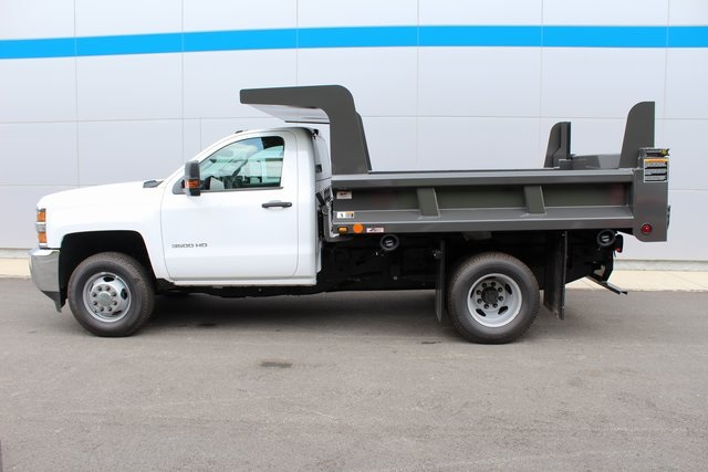 2016 Silverado 3500 Regular Cab 4x4, Dump Body #160484 - photo 19