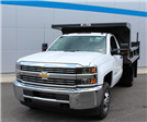 2016 Silverado 3500 Regular Cab 4x4, Dump Body #160484 - photo 1