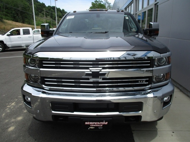 2016 Silverado 2500 Crew Cab 4x4, Pickup #4172 - photo 10