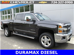 2016 Silverado 2500 Crew Cab 4x4, Pickup #4172 - photo 1
