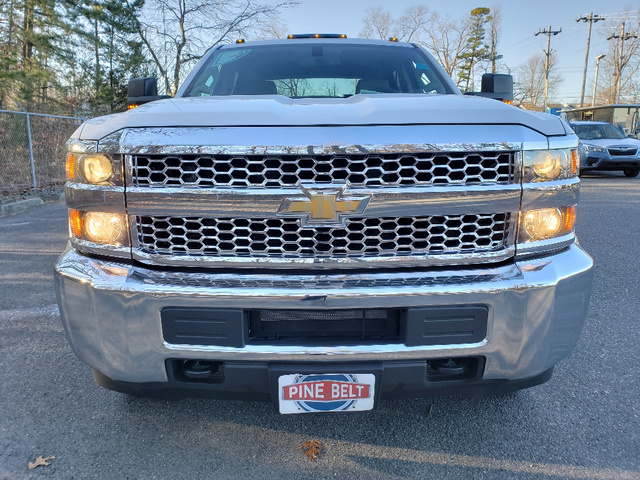 2019 Silverado 3500 Crew Cab 4x4,  Reading Service Body #1610T - photo 3