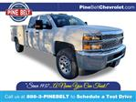 2019 Silverado 3500 Crew Cab 4x4,  Reading Service Body #1610T - photo 1