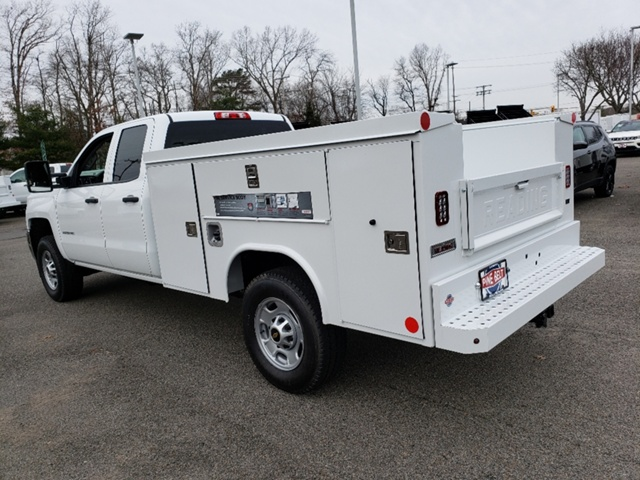 2019 Silverado 2500 Double Cab 4x4,  Reading Service Body #1982T - photo 2
