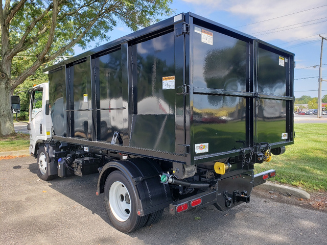 2020 LCF 5500XD Regular Cab 4x2,  Switch N Go Hooklift Body #1U - photo 1