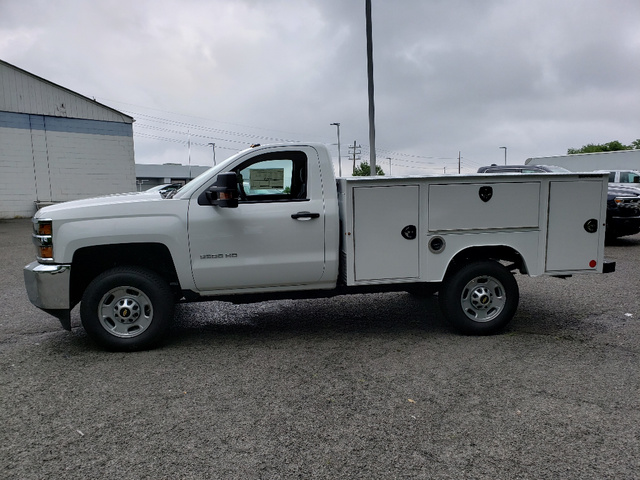 2019 Silverado 2500 Regular Cab 4x4, Duramag S Series Service Body #3384T - photo 6