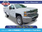 2019 Silverado 2500 Regular Cab 4x4, Duramag S Series Service Body #3384T - photo 1