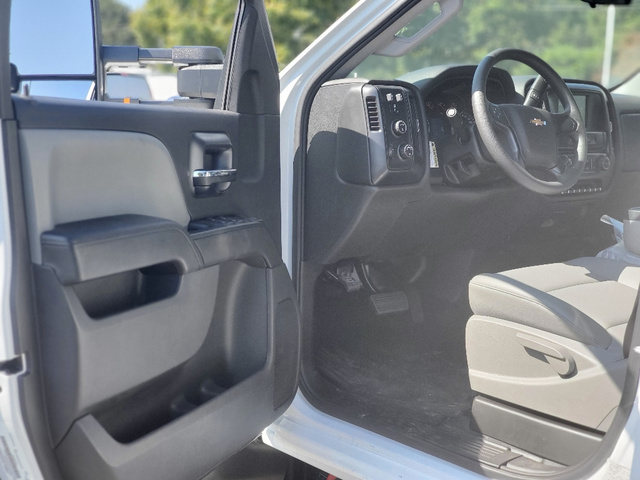 2020 Chevrolet Silverado 4500 Crew Cab DRW 4x4, Reading SL Service Body Landscape Dump #3711U - photo 14