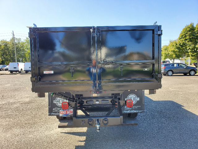 2020 Chevrolet Silverado 4500 Crew Cab DRW 4x4, Reading SL Service Body Landscape Dump #3711U - photo 7