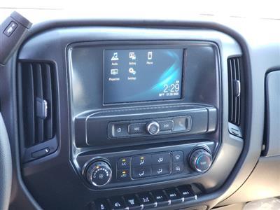 2020 Chevrolet Silverado 4500 Regular Cab DRW 4x4, Reading Landscaper SL Landscape Dump #3824U - photo 12