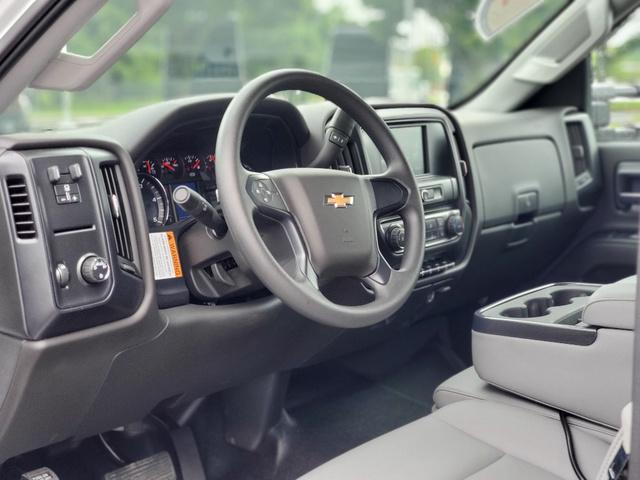 2020 Chevrolet Silverado 4500 Regular Cab DRW 4x2, Reading Marauder Dump Body #3825U - photo 10