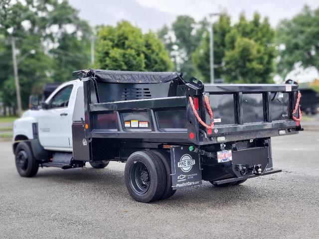 2020 Chevrolet Silverado 4500 Regular Cab DRW 4x2, Reading Marauder Dump Body #3825U - photo 2
