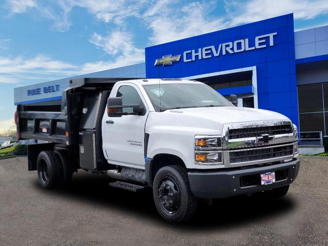 2020 Chevrolet Silverado 4500 Regular Cab DRW 4x2, Reading Dump Body #3825U - photo 1