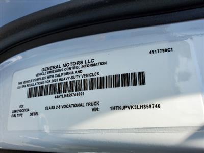 2020 Chevrolet Silverado 4500 Regular Cab DRW 4x4, Reading Marauder Dump Body #3826U - photo 13