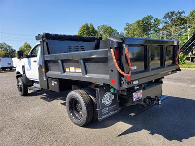 2020 Chevrolet Silverado 4500 Regular Cab DRW 4x4, Reading Marauder Dump Body #3826U - photo 2