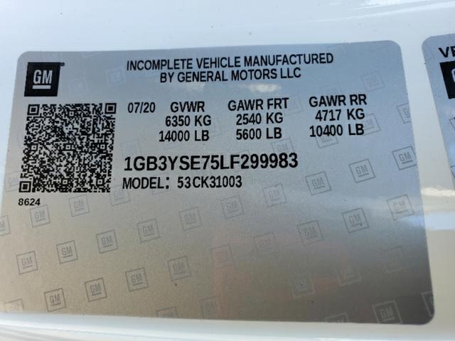 2020 Chevrolet Silverado 3500 Regular Cab DRW 4x4, Reading Marauder SL Dump Body #4577U - photo 13