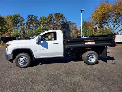 2020 Chevrolet Silverado 3500 Regular Cab DRW 4x4, Reading Marauder SL Dump Body #4577U - photo 5