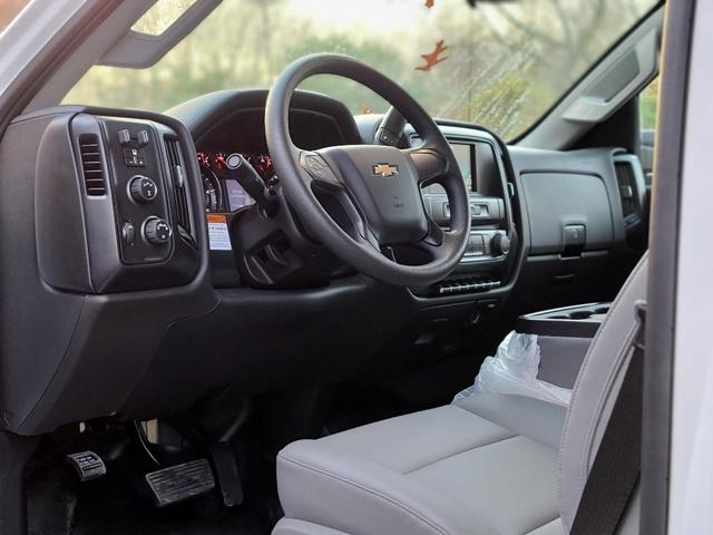 2020 Chevrolet Silverado 4500 Regular Cab DRW 4x4, Reading Landscaper SL Landscape Dump #4721U - photo 10
