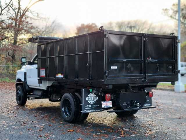 2020 Chevrolet Silverado 4500 Regular Cab DRW 4x4, Reading Landscape Dump #4721U - photo 1