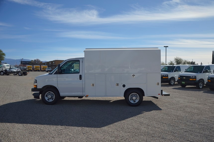 2018 Express 3500 4x2,  Service Utility Van #1308924 - photo 5