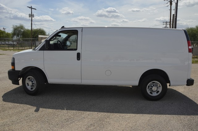 2018 Express 2500 4x2,  Adrian Steel General Service Upfitted Cargo Van #1317156 - photo 3