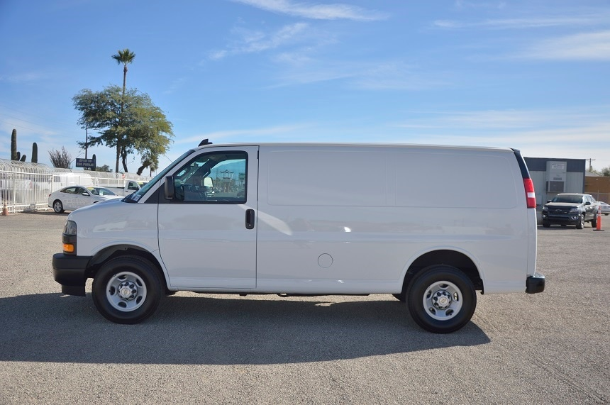2018 Express 2500 4x2,  Upfitted Cargo Van #1340808 - photo 5