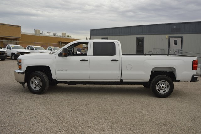 2018 Silverado 2500 Crew Cab Pickup #F134798 - photo 3