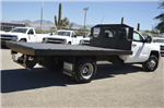 2017 Silverado 3500 Regular Cab, Monroe Platform Body #F182048 - photo 2