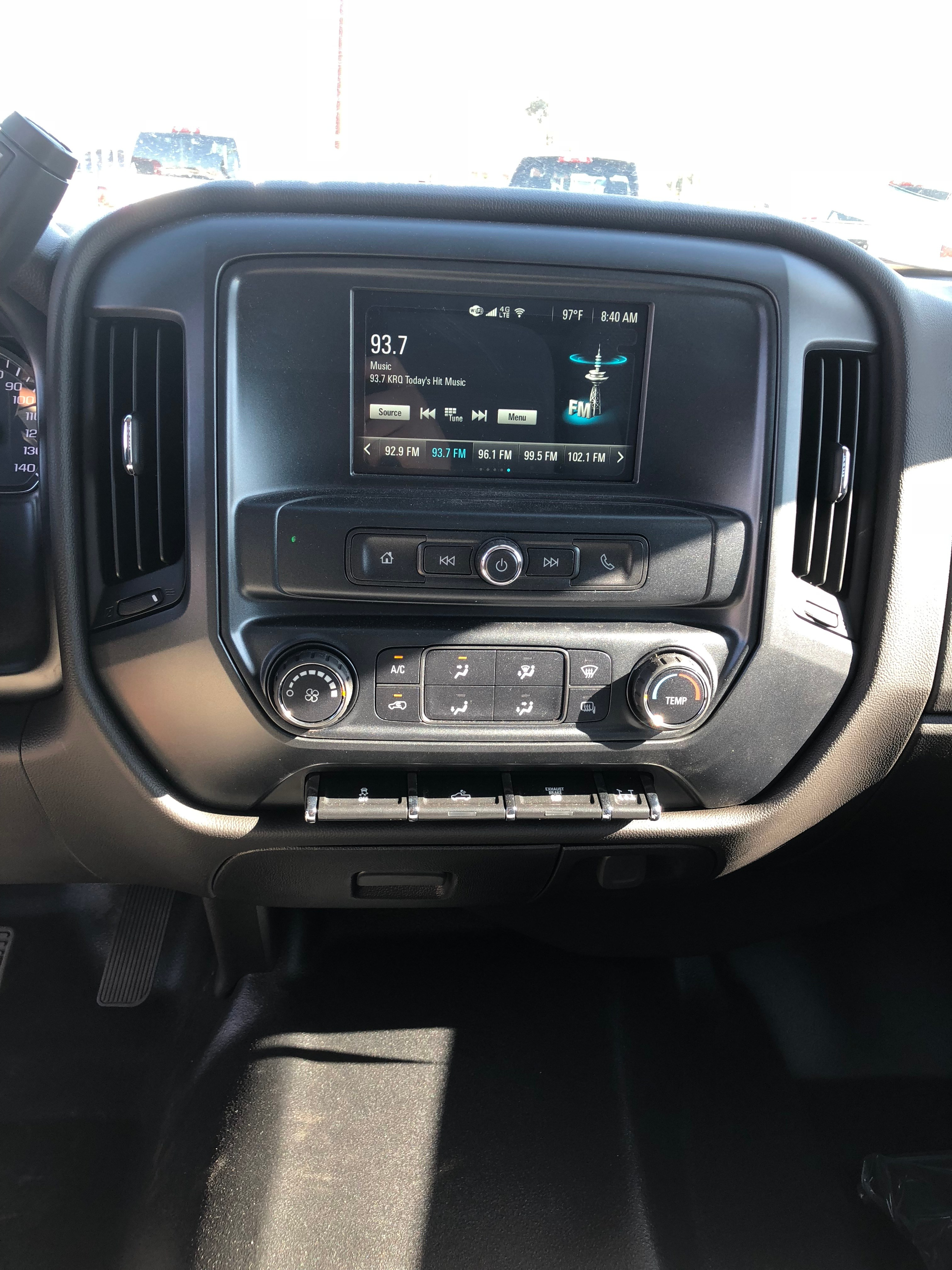 2018 Silverado 3500 Regular Cab DRW 4x2,  CM Truck Beds AL PL Model Platform Body #F237548 - photo 13