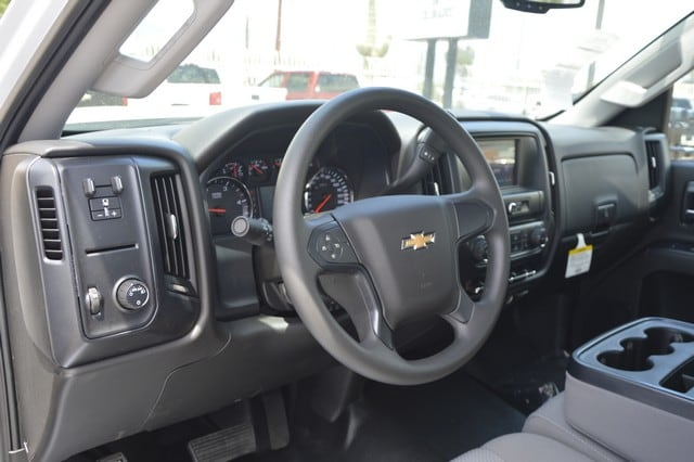 2018 Silverado 3500 Regular Cab DRW 4x2,  Royal Service Body #F239311 - photo 6