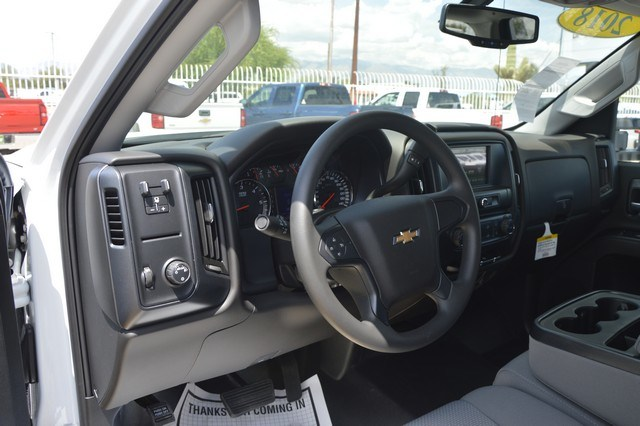 2018 Silverado 2500 Crew Cab 4x2,  Harbor Service Body #F281708 - photo 6