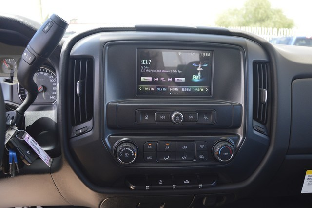 2018 Silverado 2500 Crew Cab 4x2,  Harbor Service Body #F281708 - photo 8