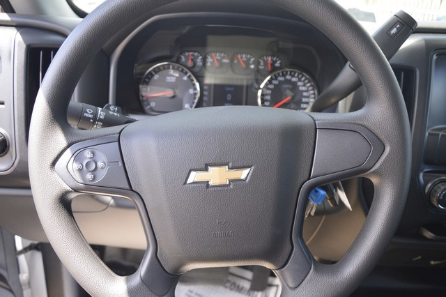 2018 Silverado 2500 Crew Cab 4x2,  Harbor TradeMaster Service Body #F282019 - photo 5