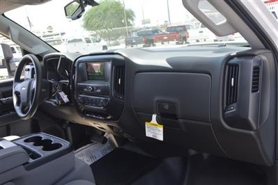2018 Silverado 2500 Crew Cab 4x2,  Harbor TradeMaster Service Body #F282019 - photo 7