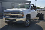2016 Silverado 3500 Regular Cab, Cab Chassis #F291629 - photo 1