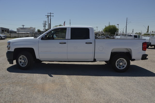2018 Silverado 1500 Crew Cab 4x2,  Pickup #G401508 - photo 3
