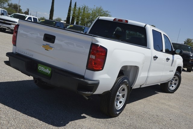 2018 Silverado 1500 Crew Cab 4x2,  Pickup #G401508 - photo 2