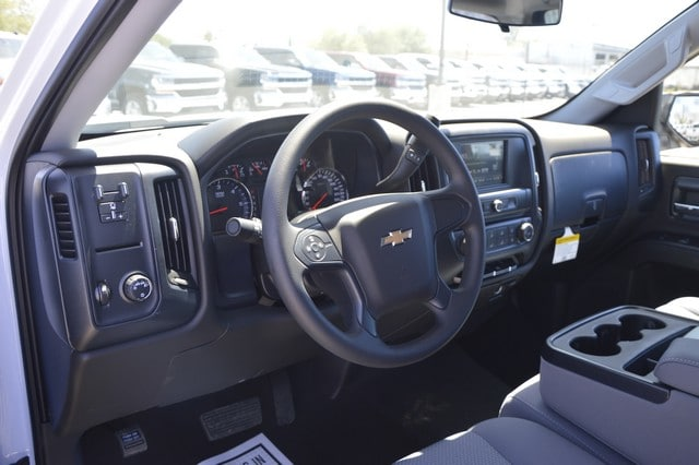 2018 Silverado 1500 Crew Cab 4x2,  Pickup #G401508 - photo 5