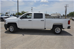 2018 Silverado 1500 Crew Cab 4x2,  Pickup #G459804 - photo 3