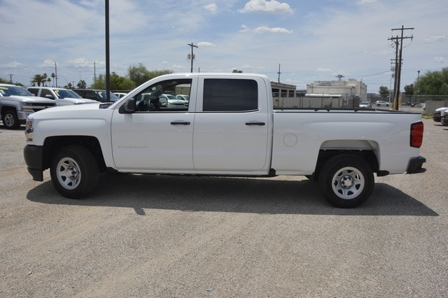 2018 Silverado 1500 Crew Cab 4x2,  Pickup #G460818 - photo 3