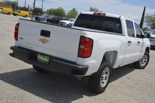 2018 Silverado 1500 Crew Cab 4x2,  Pickup #G460818 - photo 2
