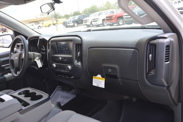 2018 Silverado 1500 Crew Cab 4x2,  Pickup #G460818 - photo 6