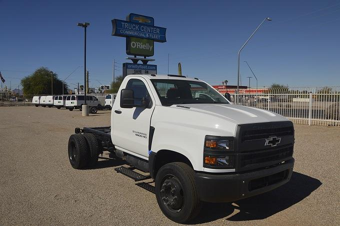 2020 Chevrolet Silverado 5500 Regular Cab DRW 4x2, Cab Chassis #H565997 - photo 1