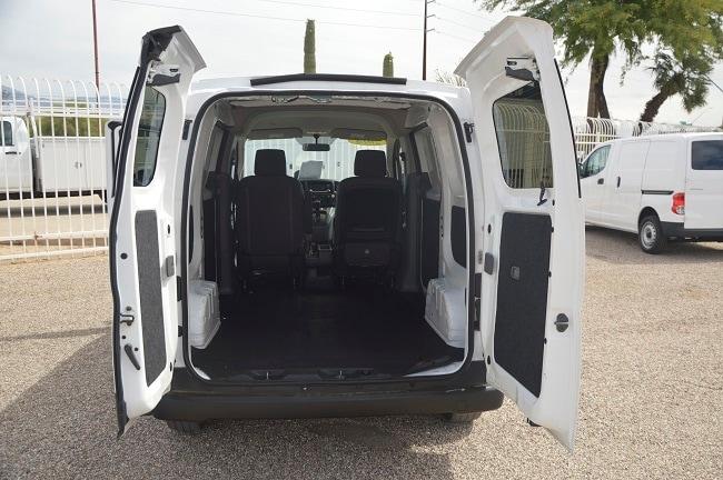2018 Nissan NV200 4x2, Empty Cargo Van #P19T4007 - photo 1
